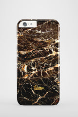 Chocolate / iPhone Marble Case - Paletto - 2