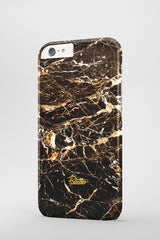 Chocolate / iPhone Marble Case - Paletto - 3
