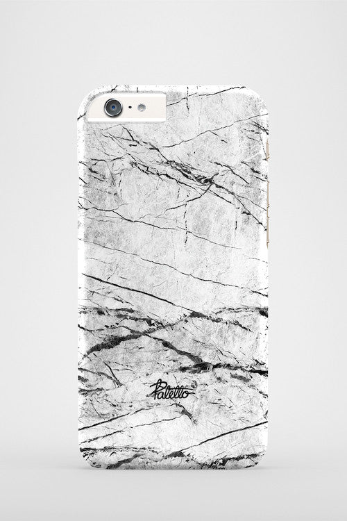 Futuristic / iPhone Marble Case - Paletto - 2