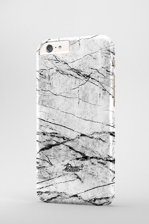 Futuristic / iPhone Marble Case - Paletto - 3