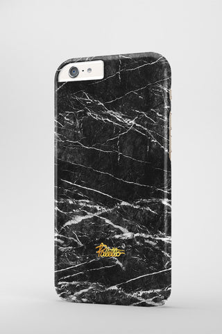 Obsidian / iPhone Marble Case