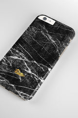 Obsidian / iPhone Marble Case - Paletto - 4