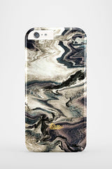 Tobacco / iPhone Marble Case - Paletto - 2