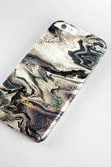 Tobacco / iPhone Marble Case - Paletto - 4
