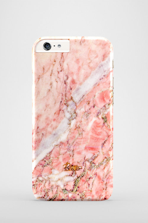 Blush / iPhone Marble Case - Paletto - 2