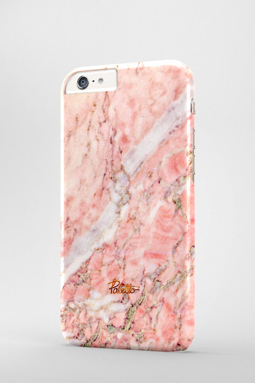 Blush / iPhone Marble Case - Paletto - 3