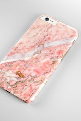 Blush / iPhone Marble Case - Paletto - 4