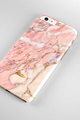 Lychee / iPhone Marble Case - Paletto - 4