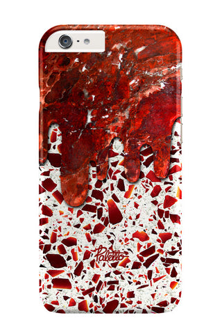 Bloody / iPhone Marble Case