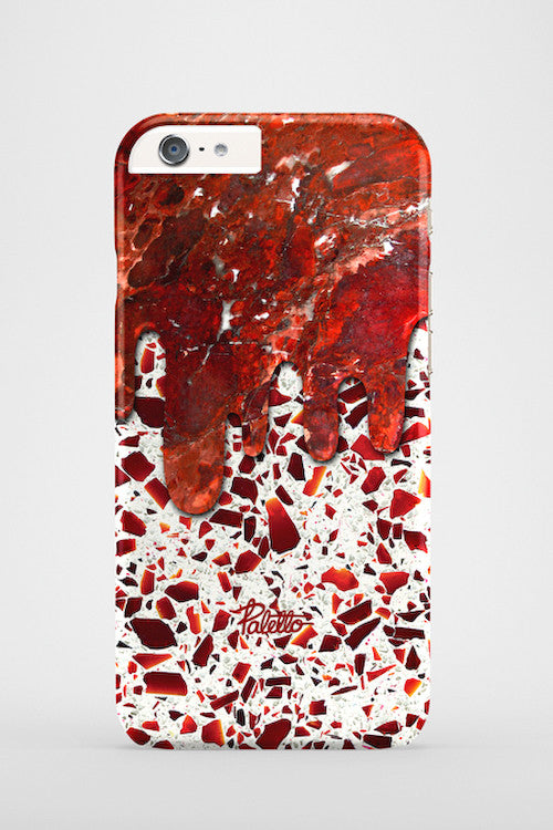 Bloody / iPhone Marble Case - Paletto - 2