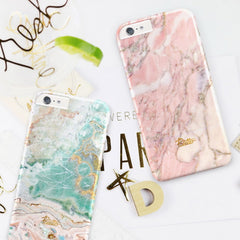 Lychee / iPhone Marble Case - Paletto - 5