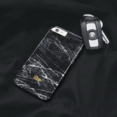 Obsidian / iPhone Marble Case - Paletto - 5