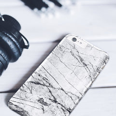 Futuristic / iPhone Marble Case - Paletto - 5