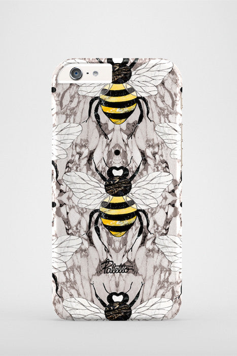 Abeille / iPhone Marble Case - Paletto - 2