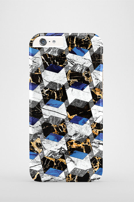 Hexa / iPhone Marble Case - Paletto - 2