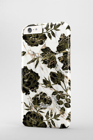Allure / iPhone Marble Case
