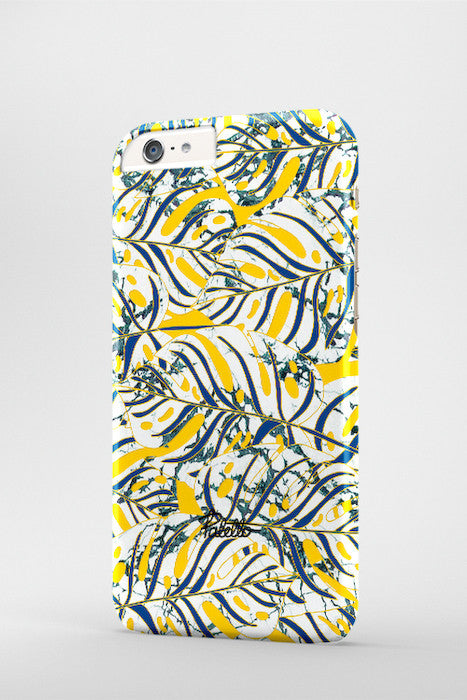 Monstera / iPhone Marble Case - Paletto - 3