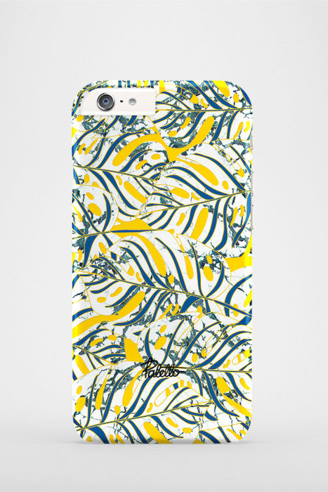 Monstera / iPhone Marble Case - Paletto - 2