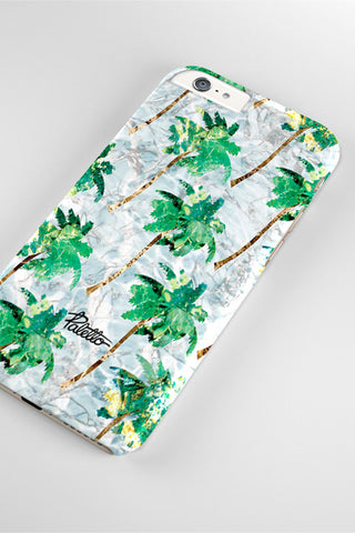 Palmy / iPhone Marble Case
