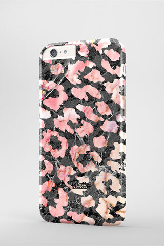 Rosette / iPhone Marble Case