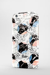 The 90s / iPhone Marble Case - Paletto - 3