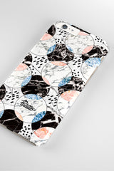 The 90s / iPhone Marble Case - Paletto - 4