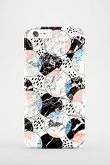 The 90s / iPhone Marble Case - Paletto - 2