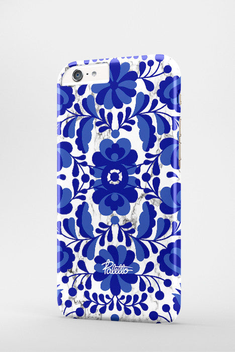 Porcelain / iPhone Marble Case - Paletto - 3