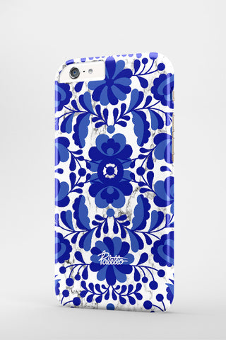 Porcelain / iPhone Marble Case