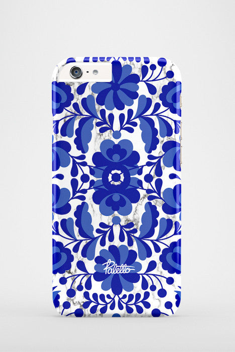 Porcelain / iPhone Marble Case - Paletto - 2