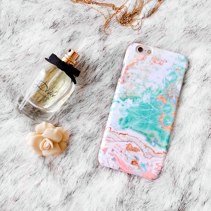Candy / iPhone Marble Case - Paletto - 5