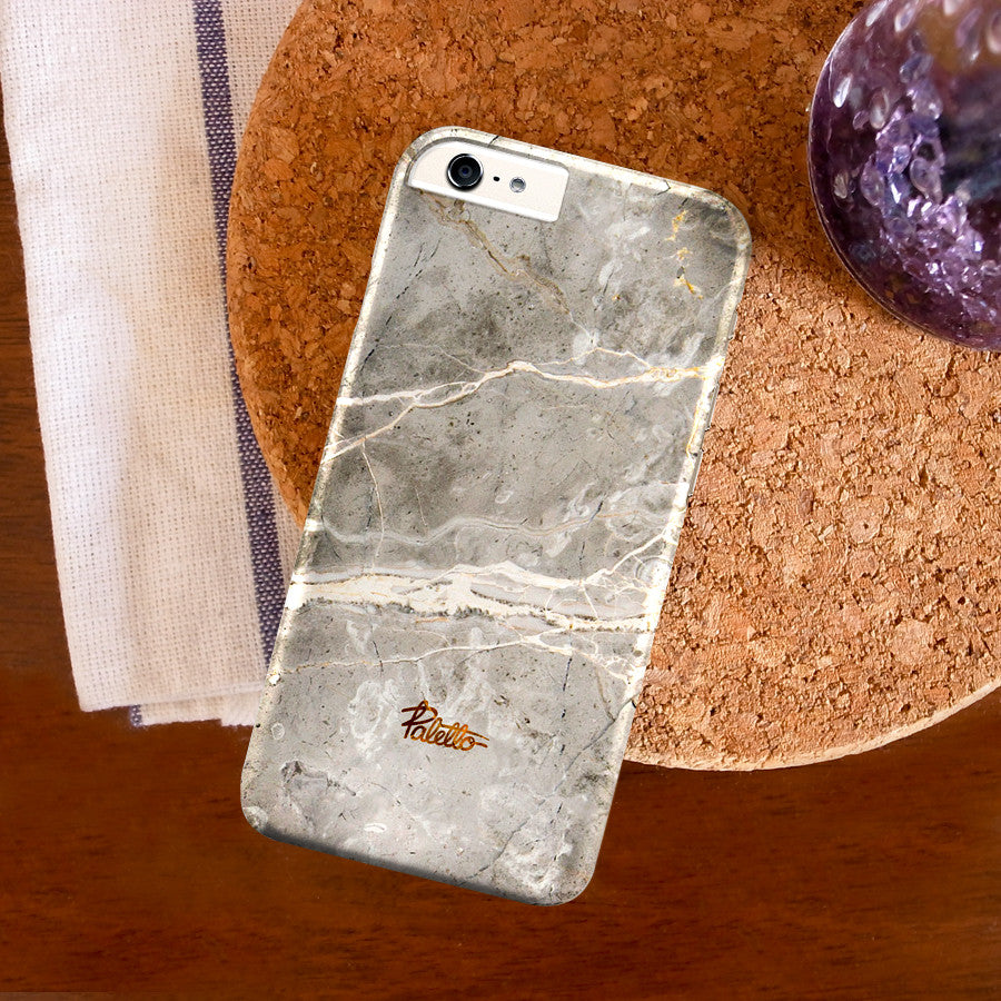 Ash / iPhone Marble Case - Paletto - 6