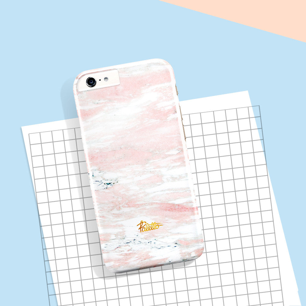 Cotton Candy / iPhone Marble Case - Paletto - 5