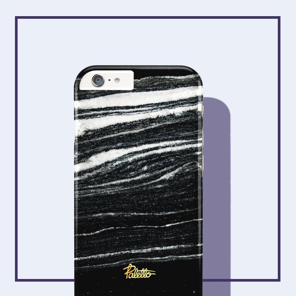 Midnight / iPhone Marble Case - Paletto - 5