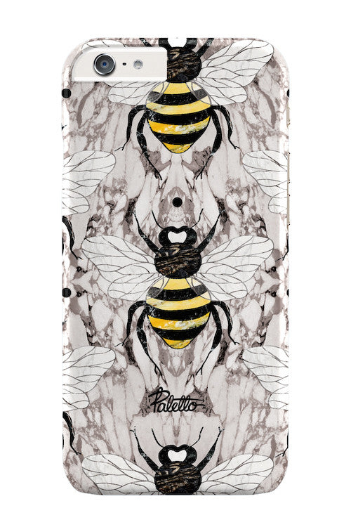 Abeille / iPhone Marble Case - Paletto - 1