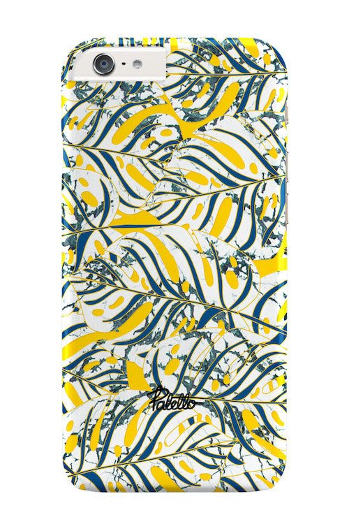Monstera / iPhone Marble Case - Paletto - 1