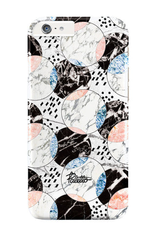The 90s / iPhone Marble Case