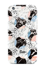 The 90s / iPhone Marble Case - Paletto - 1