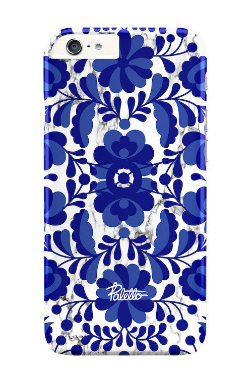 Porcelain / iPhone Marble Case - Paletto - 1