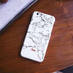Snow / iPhone Marble Case - Paletto - 6