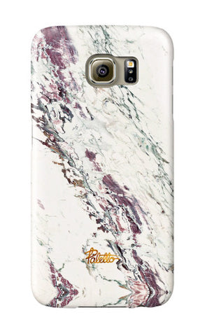 Thistle / Super trendy White Marble Samsung Galaxy case - Paletto Shop