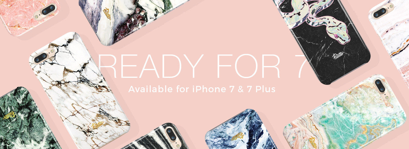 iPhone7 and iPhone7 Plus Marble Case