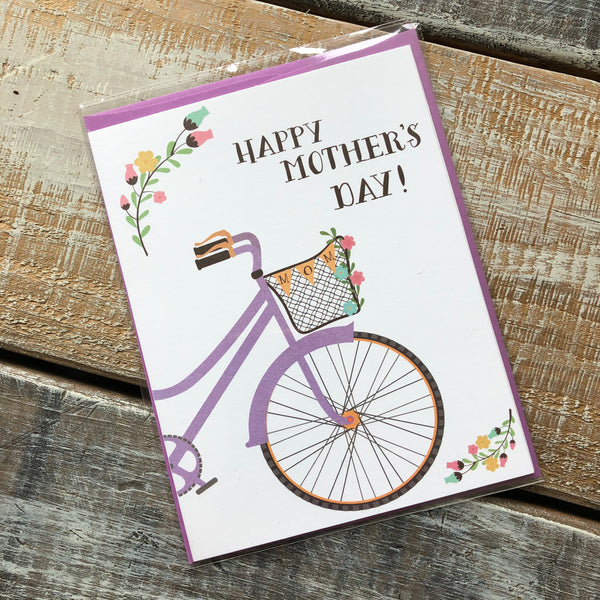 Mother's Day Greeting Card by Fresh Frances