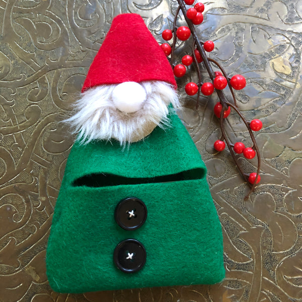 Handcrafted Gift Card Holder and Ornament