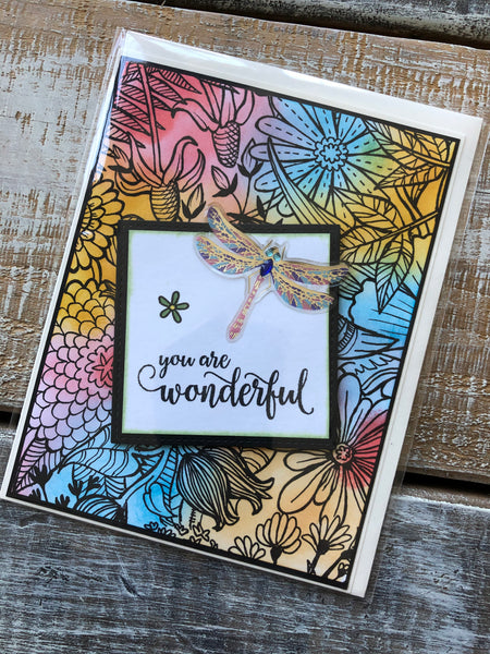 All Occasion Greeting Cards by Wendy Aldrich