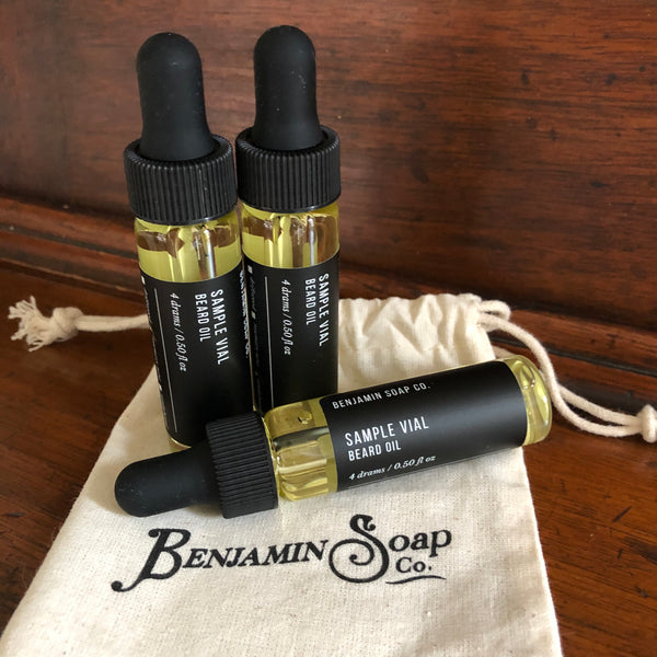 Beard Oil Trio