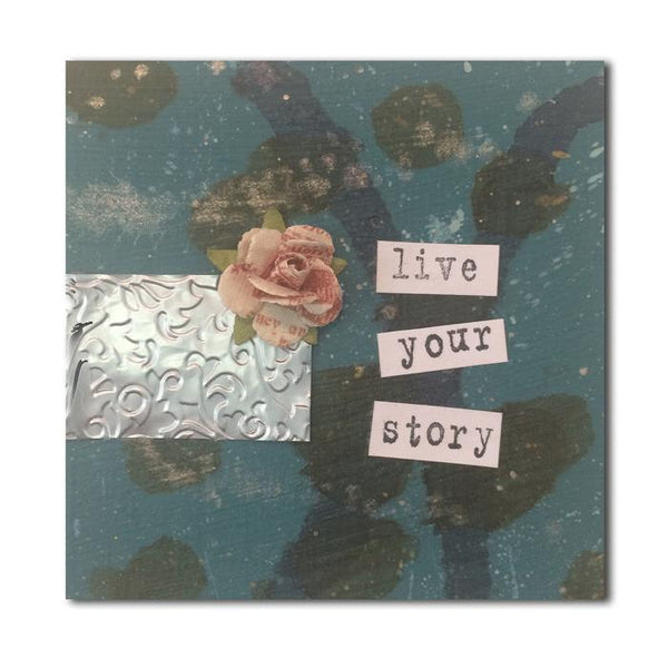 Live Your Story by Pam Spielberg