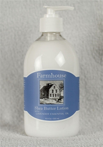Sweet Grass Farm Farmhouse Shea Butter Lotion