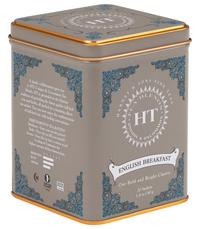 Harney & Sons English Breakfast Sachet Tea Tin