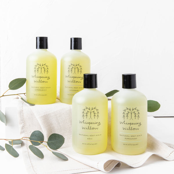 Lemongrass Body Wash by Whispering Willow